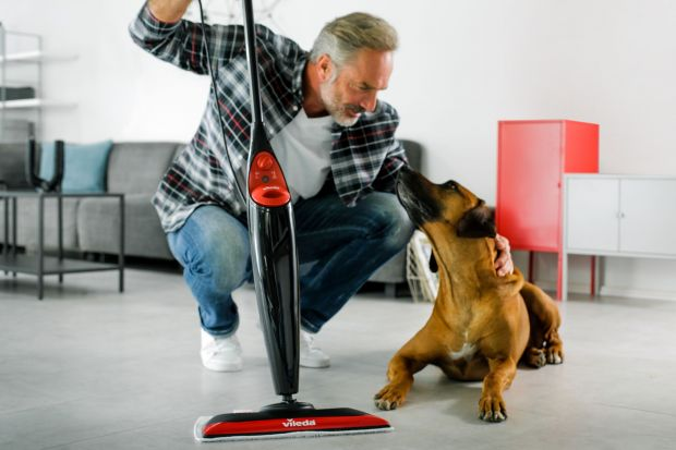 Zwierzak w domu - jak dbać o czystość