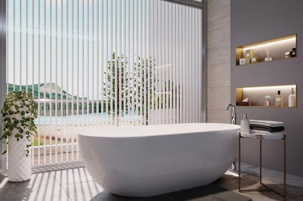 Nowoczesna łazienka - 10 pomysłów na większy metraż