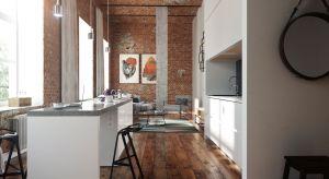 Cegła, beton i drewno - te materiały wciąż święcą triumfy i są rozchwytywanymi elementami dekoracyjnymi. Dzięki nim mieszkaniu można nadać zarówno surowy, loftowy charakter, jak i nowoczesny, przytulny styl. Jak to zrobić? Zobacz, co radzi ar