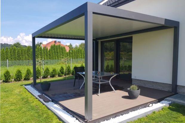 Pergola ogrodowa - jak efektywnie wykorzystać taras