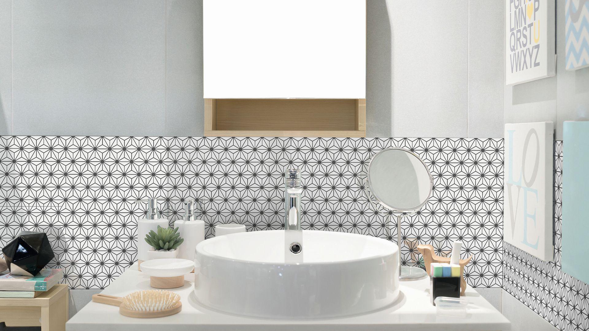 Płytki Ceramiczne 12 Kolekcji Do Małej łazienki