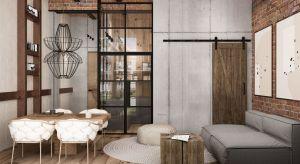 Niezależnie od tego, czy chcesz nadać swemu mieszkaniu surowy, loftowy charakter, czy może wolisz nowoczesny, przytulny styl - urządzając wnętrze sięgnij po cegłę, beton i drewno.Jak dobrze wykorzystać te materiały? Zobacz, co radzi architekt