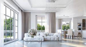 Willa diamentowa to elegancki dom z piętrem o powierzchni użytkowej 134 m2. Będzie idealnym wyborem na miejska działkę i zapewni komfortowe mieszkanie całej rodzinie.