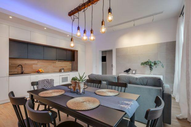 Kuchnia w kawalerce - ciekawy pomysł na wnętrze