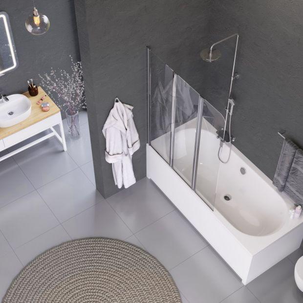 Mała łazienka - 10 rozwiązań do strefy kąpieli