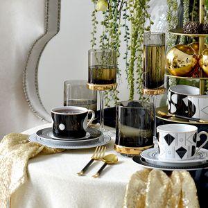 Porcelanowy zestaw do kawy Jenny. Fot. Cmielów