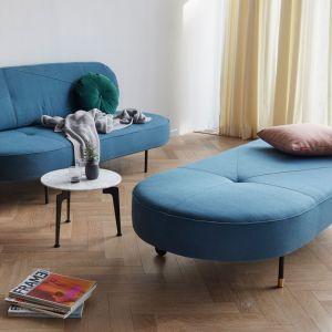 Nowoczesna i innowacyjna sofa Filuca z funkcją spania, leżanki, oraz dwóch oddzielnych szezlongów. Fot. Innovation Living