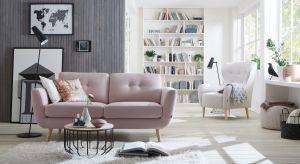 Zobaczcie jakie propozycjedla osób urządzających małe pokoje dzienne mają producenci mebli wypoczynkowych.