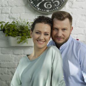 """Wystąpienie gości specjalnych Mirelli i Marcina Kępczyńskich, prowadzących program """"Para w remont"""" na antenie HGTV, jest jedną z atrakcji podczas Studia Dobrych Rozwiązań w Warszawie."""