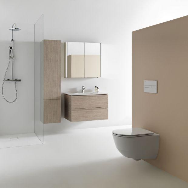 Strefa prysznica - nowe brodziki kompozytowe