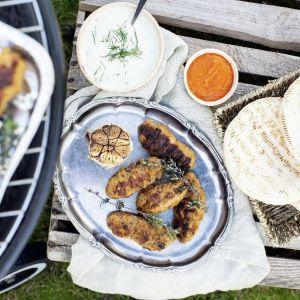 Kebabczety z grilla. Fot. Thermomix