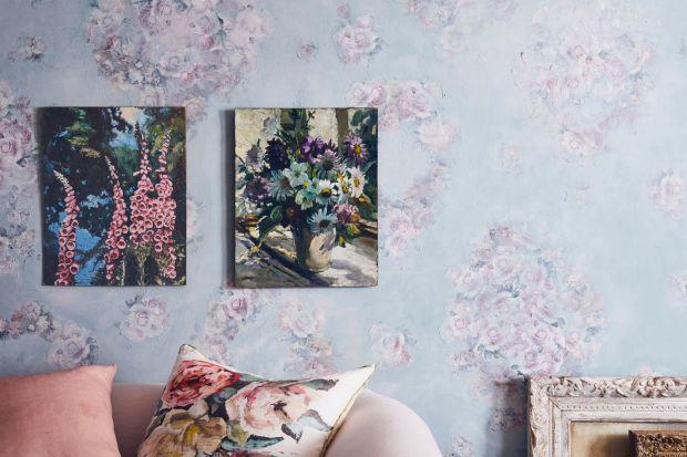 Dekoracja ścian - sprawdź jak je ozdobić metodą decoupage