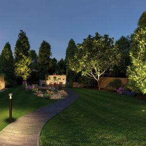 Solarne lamy do ogrodu. Fot. Paulmann/ Lange Łukaszuk