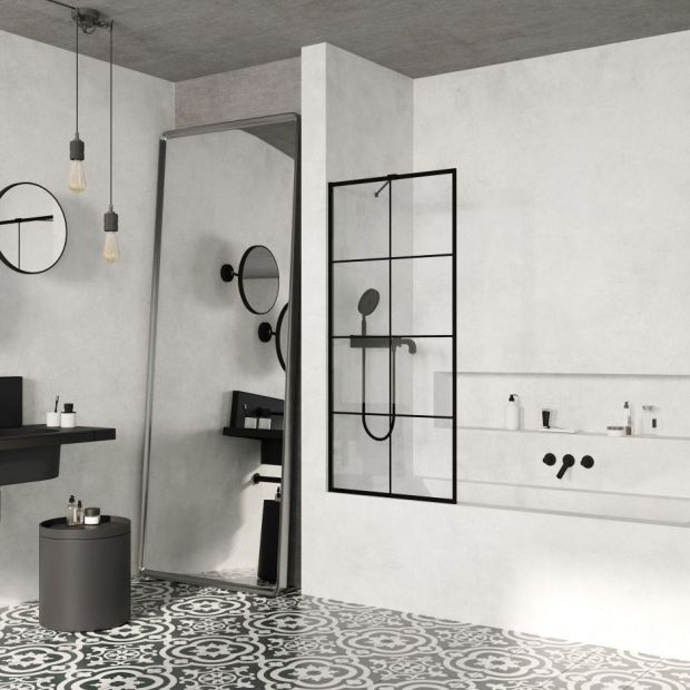 Łazienka dla dwojga - 12 nowoczesnych rozwiązań