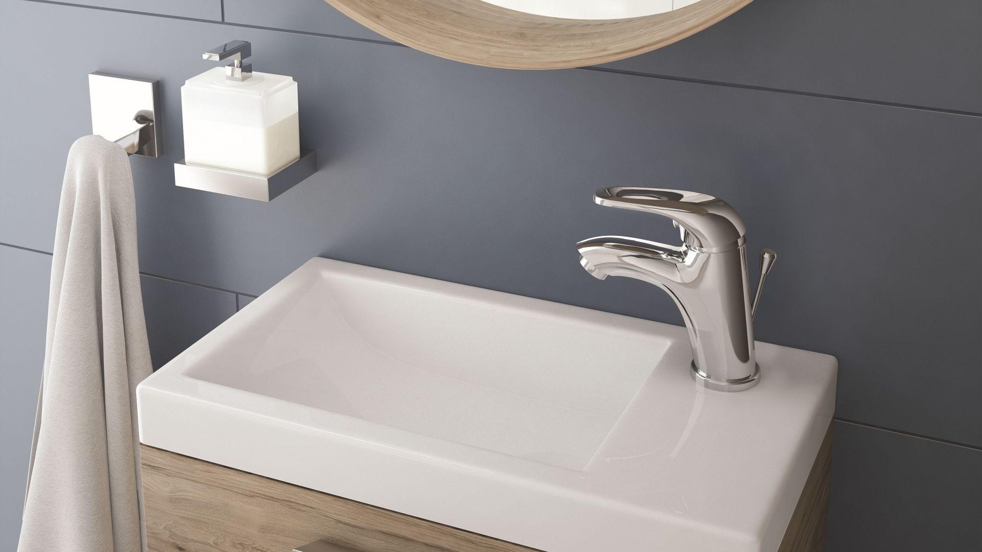 Mała łazienka 10 Propozycji Wyposażenia Strefy Wc