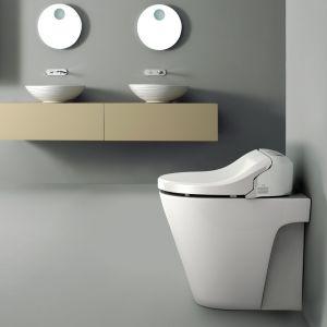 USPA 7235 – deska myjącą wyposażona w dwie dysze, funkcję suszenia i szereg innych udogodnień. Fot. Uspa/ Happy House