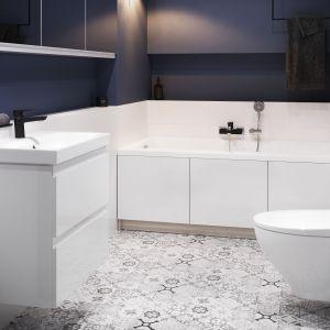 MODUO – seria wyposażenia, także do niewielkiej łazienki, oferująca meble i ceramikę sanitarną. Fot. Cersanit