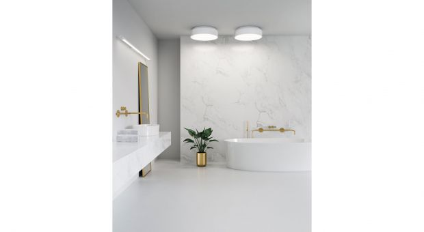 Oświetlenie do łazienki - poznaj 6 ważnych zasad