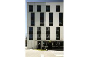 Harmonia z naturą i ochrona środowiska były kolejnymi ważnymi założeniami, którym kierowali się architekci hotelu ibis Styles Warszawa Centrum. Projekt: Tremend. Fot. Yassen Hristov