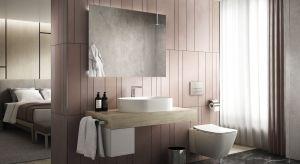Nowoczesne meble łazienkowe dają swobodę aranżacji przestrzeni łazienki. Modułowa forma pozwala dowolnie rozstawiać i komponować poszczególne szafki. Gama szerokości i wykończeń oraz opcje montażu (zawieszany i stojący) ułatwiają optymalny