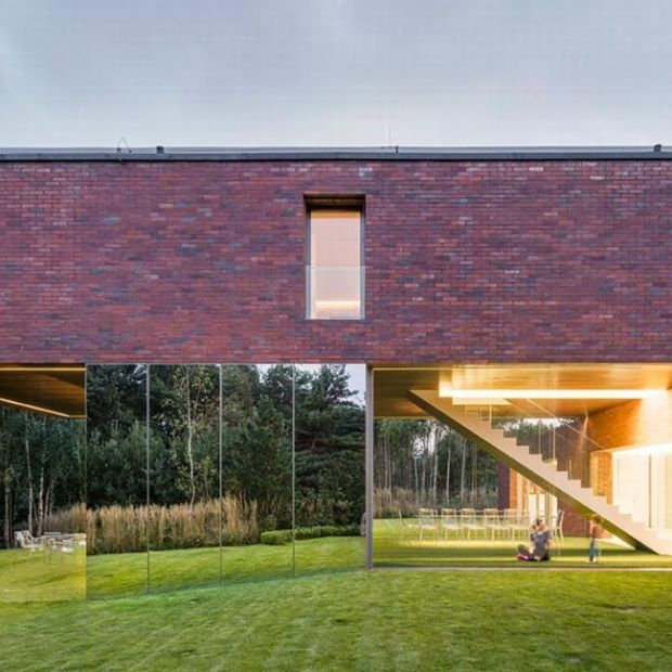 Nowoczesny dom. Zobacz Living – Garden House w Katowicach