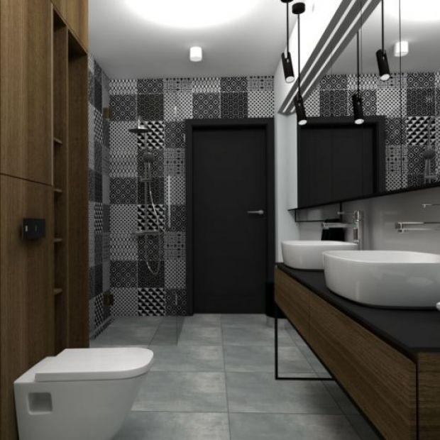 Wąska łazienka - tak wykorzystasz każdy centymetr!