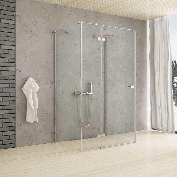 Nowoczesna łazienka - kabina prysznicowa na wymiar