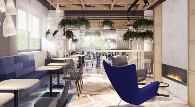 Hotel B&B Warszawa Okęcie zyskał nowy look - zobaczcie wnętrza