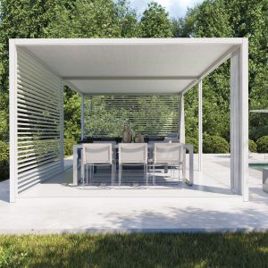 Pergola Gandia Blasco. Fot.Mood-Design