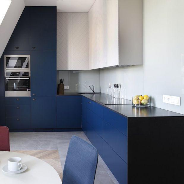 Apartament na poddaszu kamienicy - zobacz stylowe wnętrze