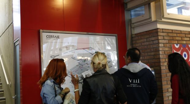 Archicont(r)act - nowa przestrzeń wystawowa na Cersaie