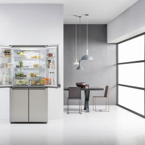 Nowa jakość w kuchni - lodówka z linii W Collection. Fot. Whirlpool