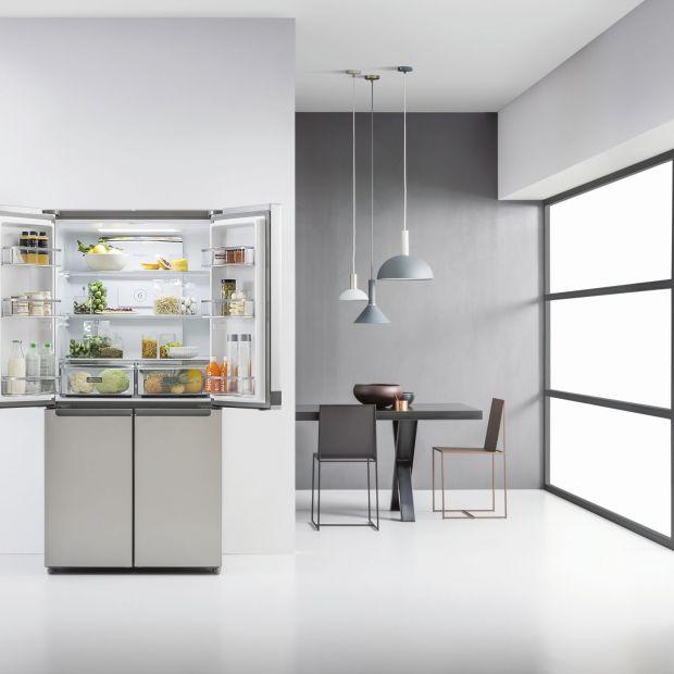 Nowość do kuchni - czterodrzwiowa lodówka