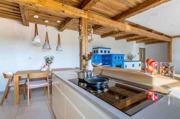 Kuchnia w rustykalnym stylu - wybieramy materiały