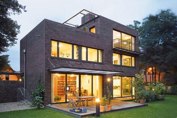 Projekt domu - jak rozplanować okna