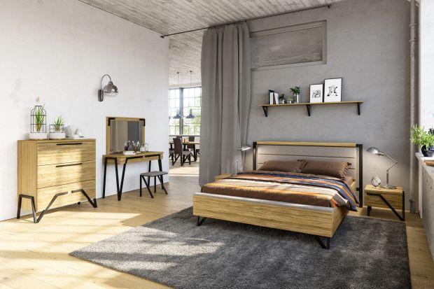 Loftowa sypialnia: zobacz jak ją urządzić