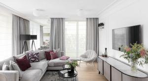 80-metrowy apartament w Sopocie to miejsce na okazjonalny wypoczynek pary z dwójką dzieci. Inwestorzy pragnęliwpadać tu na weekendy, by się zregenerować, pobyć ze sobą i nacieszyć się morzem.
