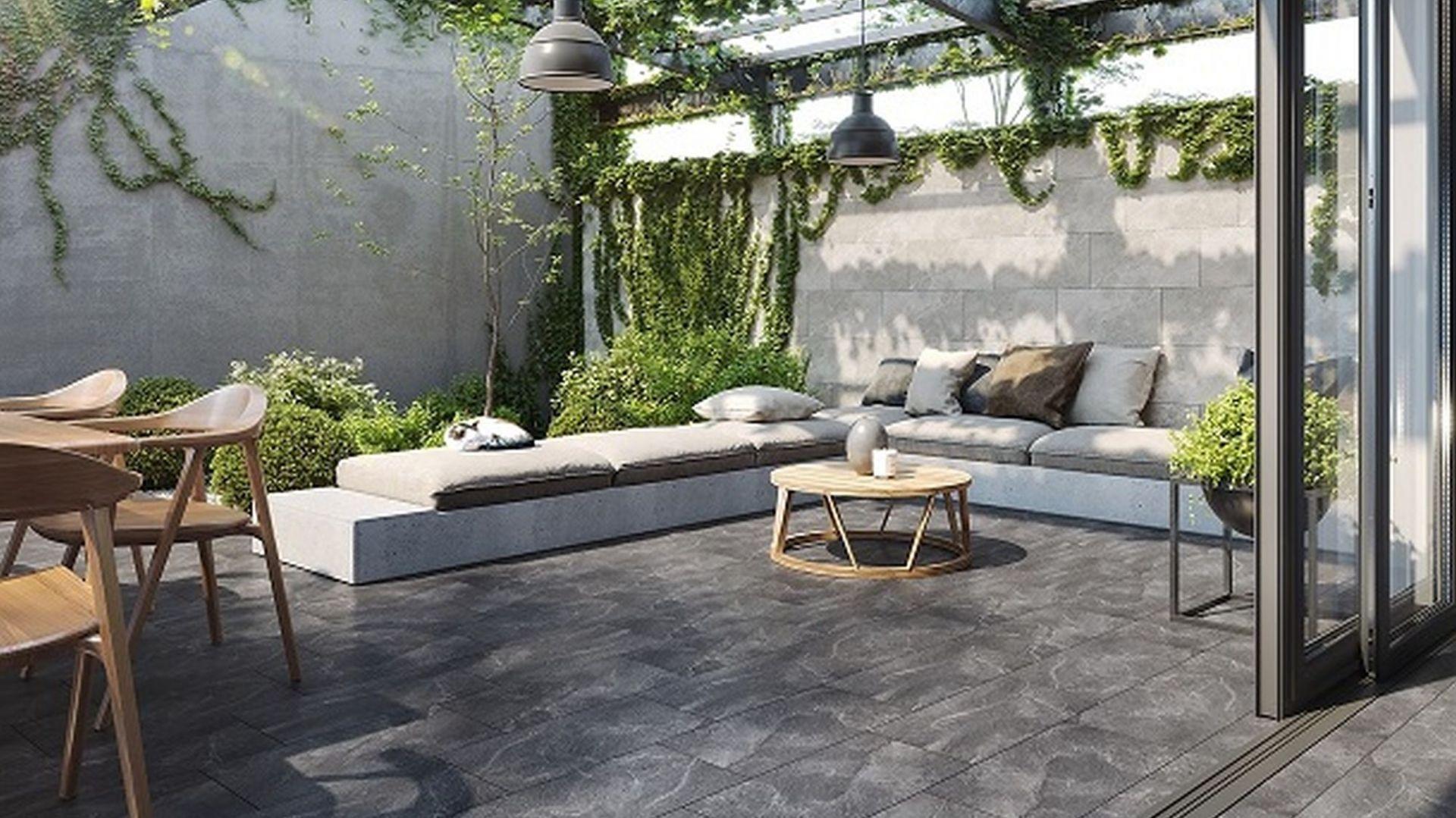 Ogród, taras, balkon i…salon - tworzymy spójną aranżację. Fot. Opoczno
