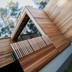 Drewniana elewacja - dbamy o jej piękno. Fot. JAF Polska