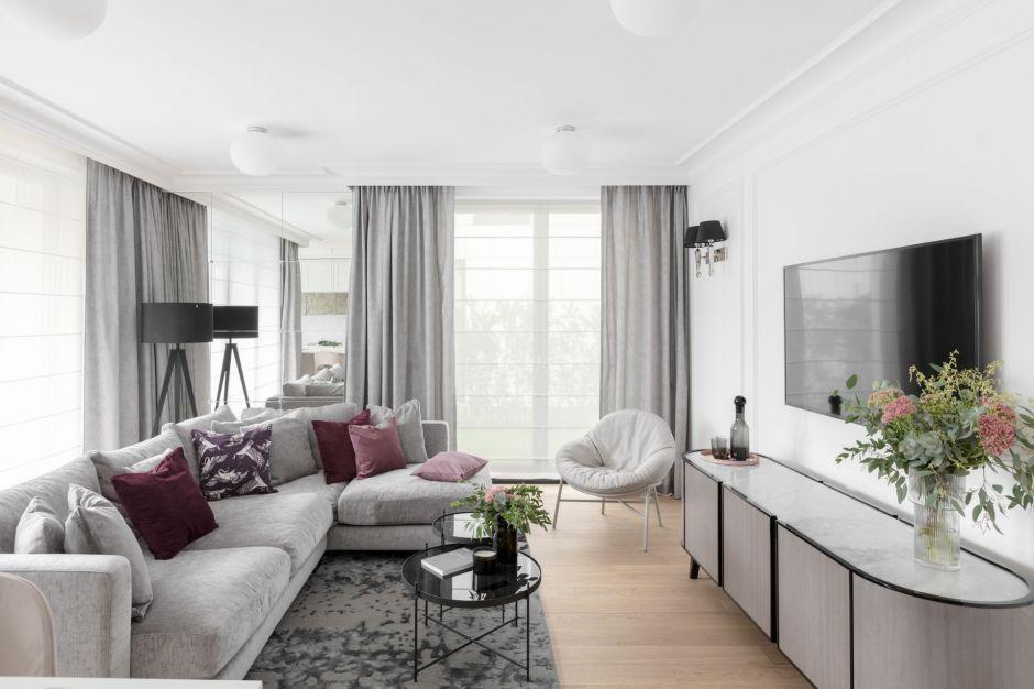 Przytulne, jasne wnętrze - zobacz piękny, wakacyjny apartament