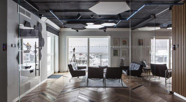 Przyjazna i inspirująca przestrzeń - zobacz wnętrza siedziby Blue Media