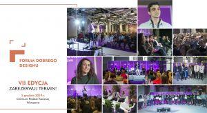 Design, który zbliża - takie jest hasło tegorocznego Forum Dobrego Designu, wydarzenia, które 5 grudniaw warszawskim Centrum Praskim Koneser zgromadzi czołowych polskich architektów, designerów, producentów i ekspertów rynku wzornictwa i wyposa