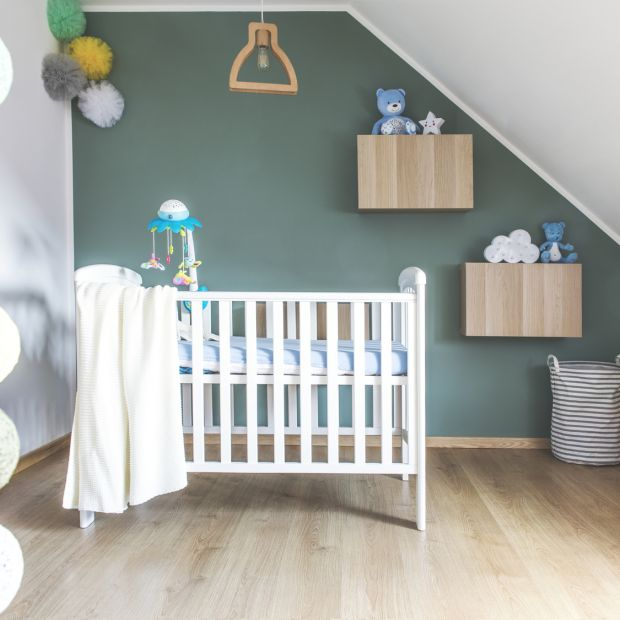 Kącik dla dziecka w sypialni: zobacz jak go urządzić