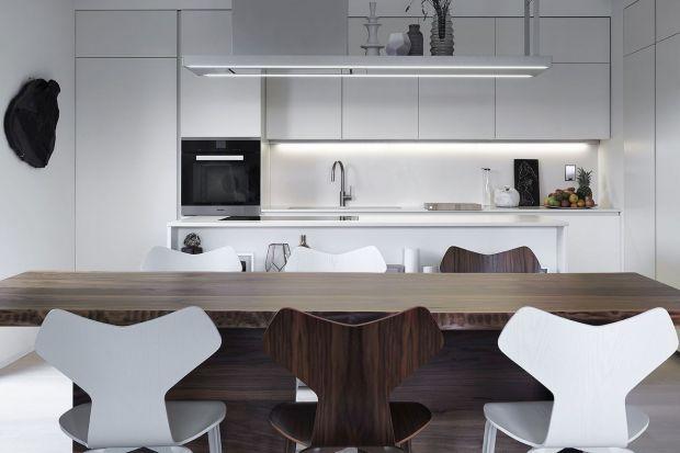 Nowoczesny apartament w harmonii z naturą - zobacz przykład z Mediolanu