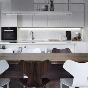 Projekt tego apartamentu w Mediolanie udowadnia, że żyjąc w zatłoczonych miastach możemy zachować bliskość natury, harmonię, spokój i ciszę. Projekt: Matteo Nunziati. Fot. mat. prasowe Forestile
