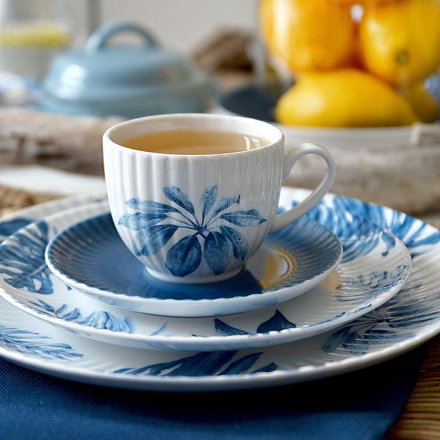 Piękna porcelana: zobacz kolekcję inspirowaną kwiatami