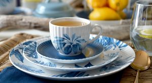 Funkcjonalna i nowoczesna kolekcja porcelany Daisy, inspirowana delikatną i czarującą stokrotką.
