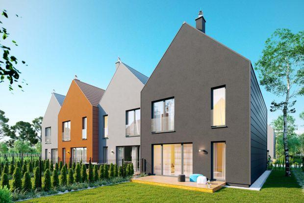 Zrównoważone budownictwo - osiedle energooszczędnych domów pod Warszawą