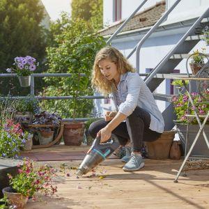 Odkurzacz do domu i ogrodu. Fot. Gardena