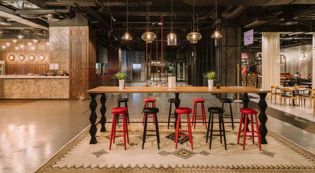 Kulturowy miks stylów - zobacz wnętrza hotelu Ibis Styles Sarajewo